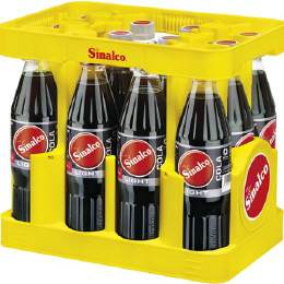Sinalco Cola light 12/0,5 Ltr. MEHRWEG