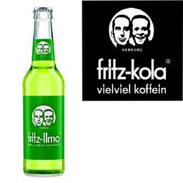 fritz-limo Melonenlimonade 6/0,33 Ltr.Teilkiste