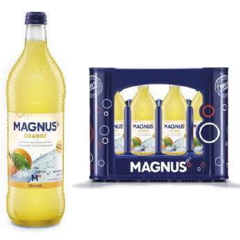 Magnus Orange 12/0,7 Ltr. MEHRWEG