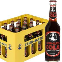 Club Mate Cola 20/0,33 Ltr. MEHRWEG