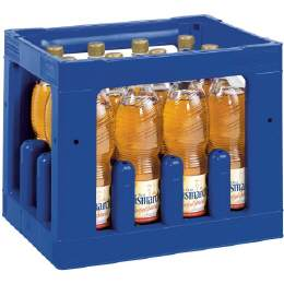 Apollinaris big apple 10/1 Ltr. MEHRWEG