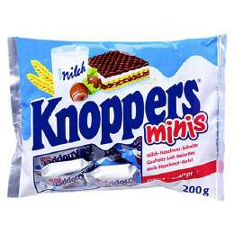 Knoppers Minis 200 g.