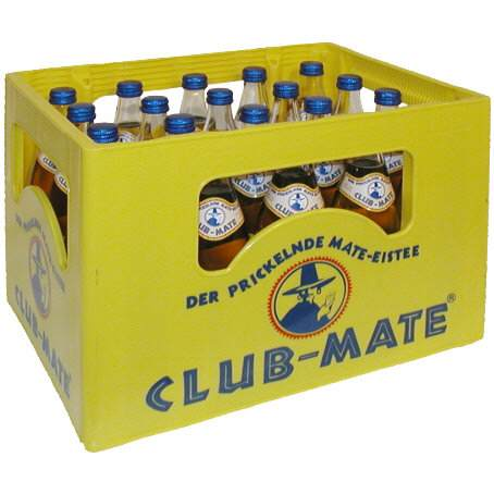 Club-Mate Eistee